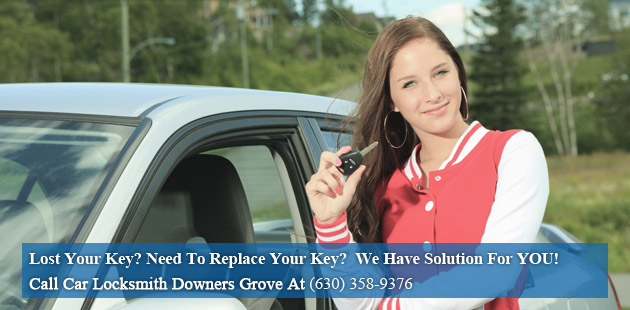car key replacement downers grove
