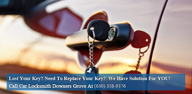 car locksmith downers grove