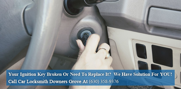 ignition car key downers grove